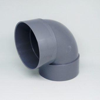"""Sambungan Keni / Konektor Elbow / Belokan L 3"""" inch inci"""