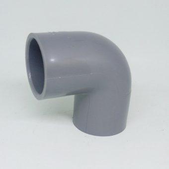 """Sambungan Keni / Konektor Elbow / Belokan L 1"""" inch inci"""