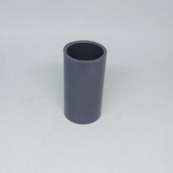Sambungan / Sock Lurus Pipa PVC 1/2″ Inch Inci