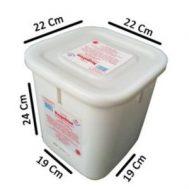 Ember Es Krim Kotak Dutch Bucket Hidroponik – 8 Liter